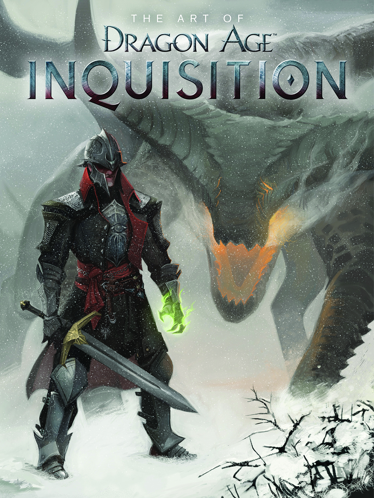 ART OF DRAGON AGE INQUISITION HC (JUN140054)