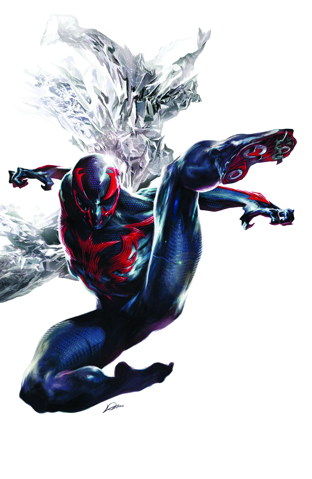 SPIDER-MAN 2099 #2 FERRY VAR