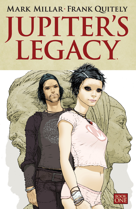 JUPITERS LEGACY TP VOL 01 (FEB150526) (MR)