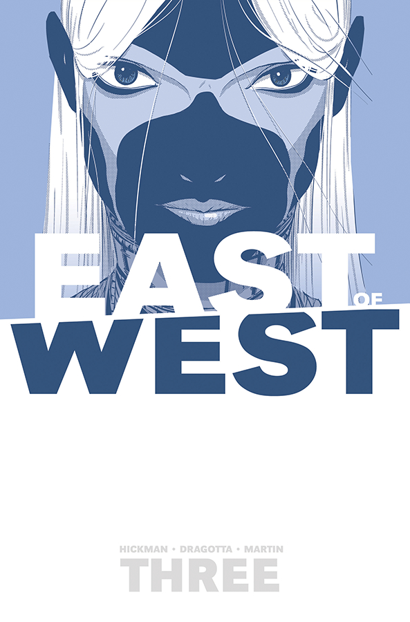 EAST OF WEST TP VOL 03 THERE IS NO US (JUL140478)