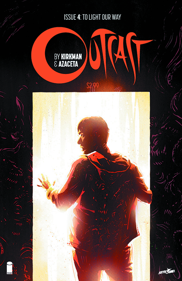 OUTCAST BY KIRKMAN & AZACETA #4 (MR)