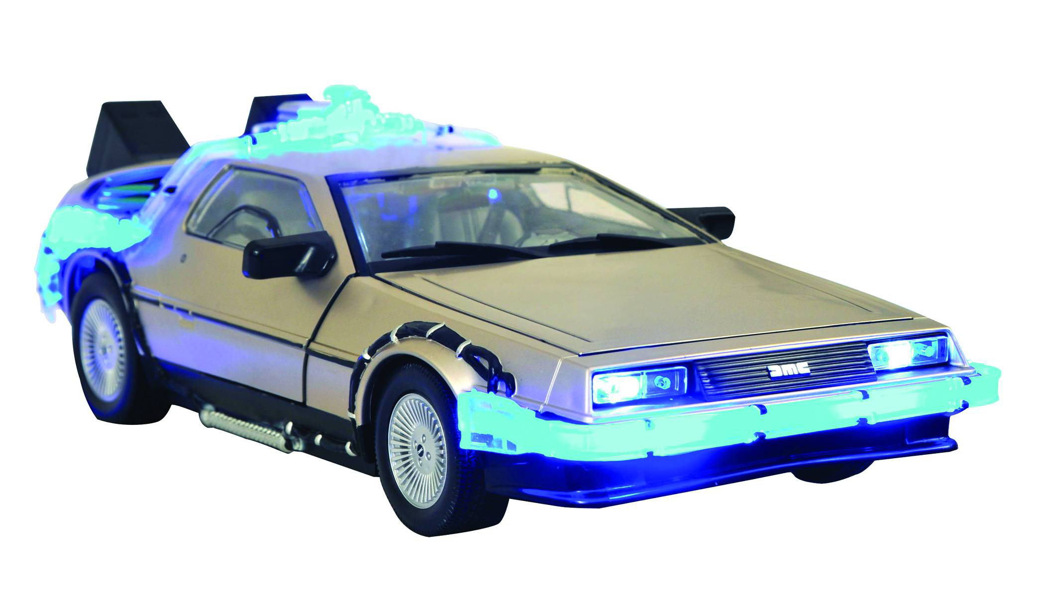 BTTF TIME MACHINE MARK I CAR