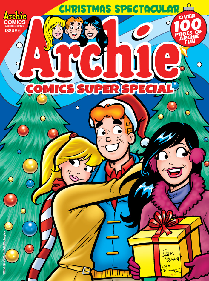 ARCHIE COMIC SUPER SPECIAL #6 (RES)