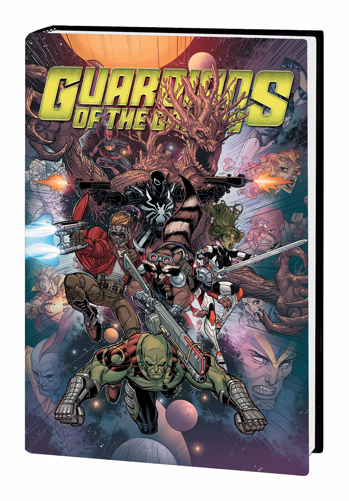 GUARDIANS GALAXY PREM HC VOL 03 GUARDIANS DISASSEMBLED
