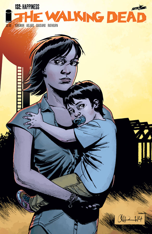 WALKING DEAD #132 (MR)