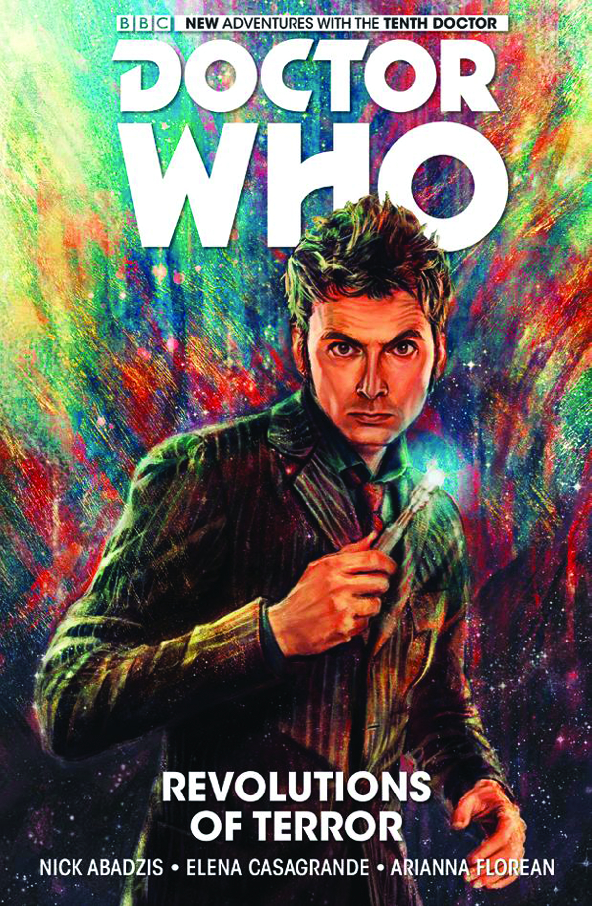DOCTOR WHO 10TH HC VOL 01 REVOLUTIONS TERROR