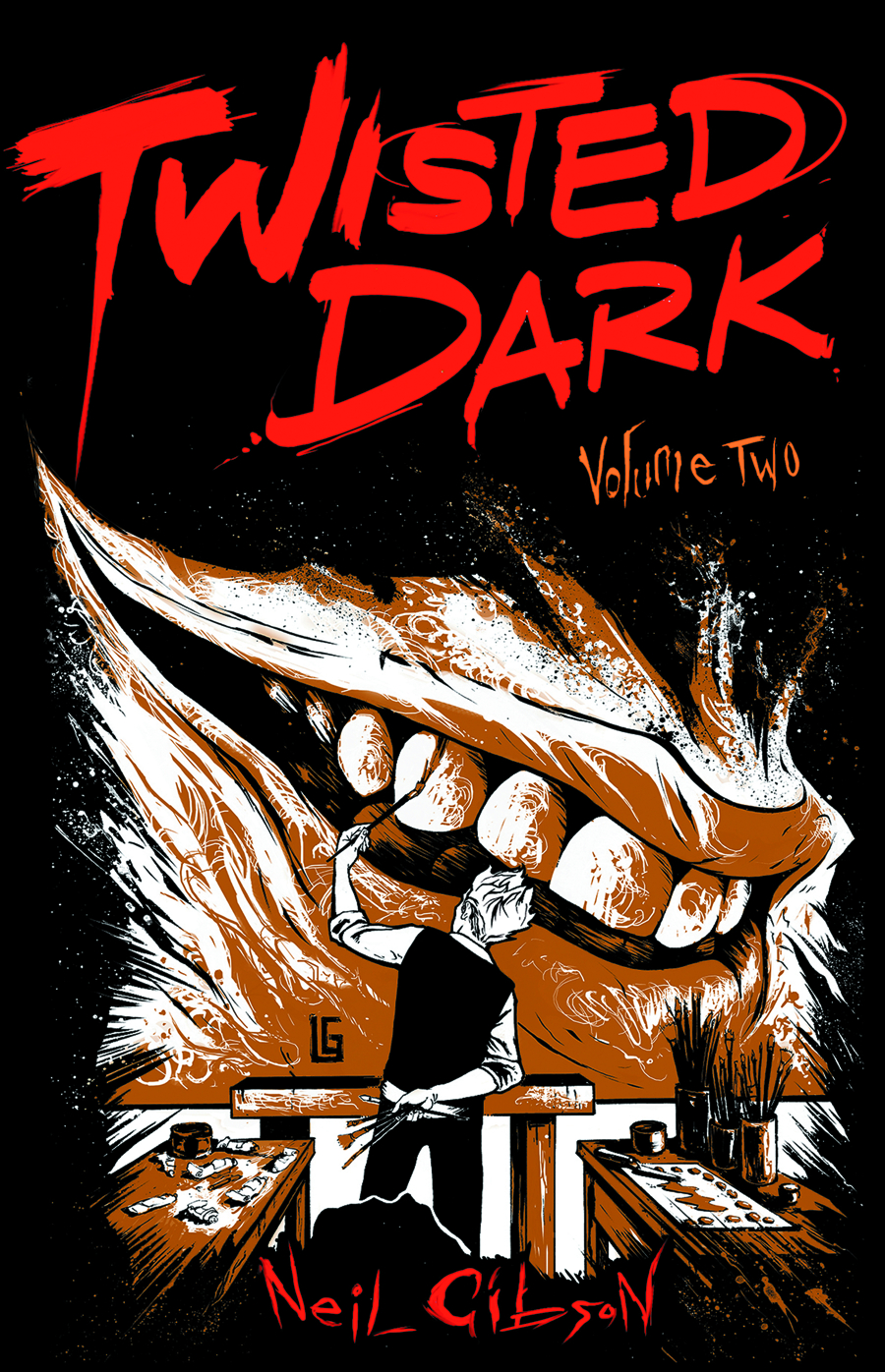 TWISTED DARK GN VOL 02