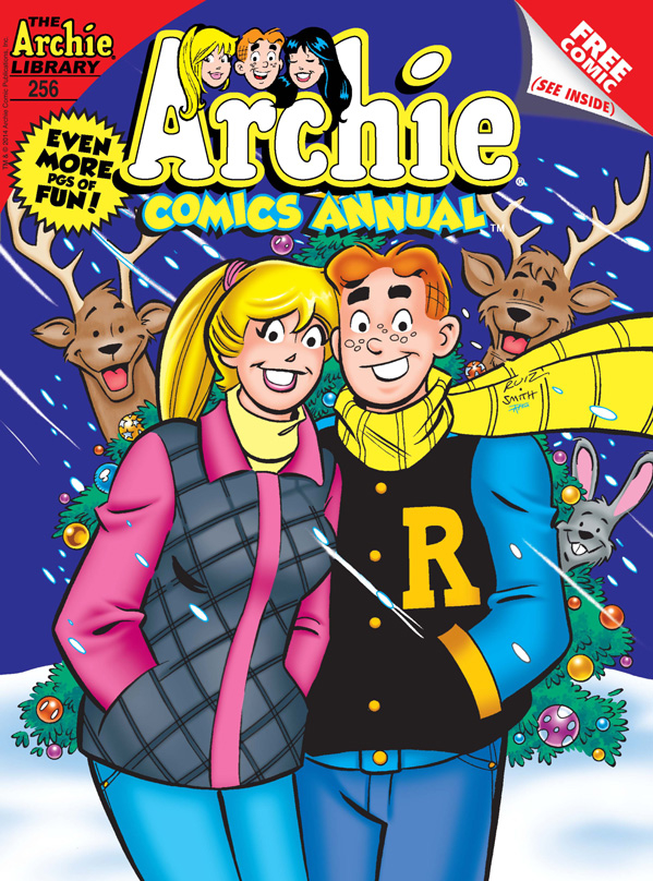 ARCHIE COMICS ANNUAL DIGEST #256