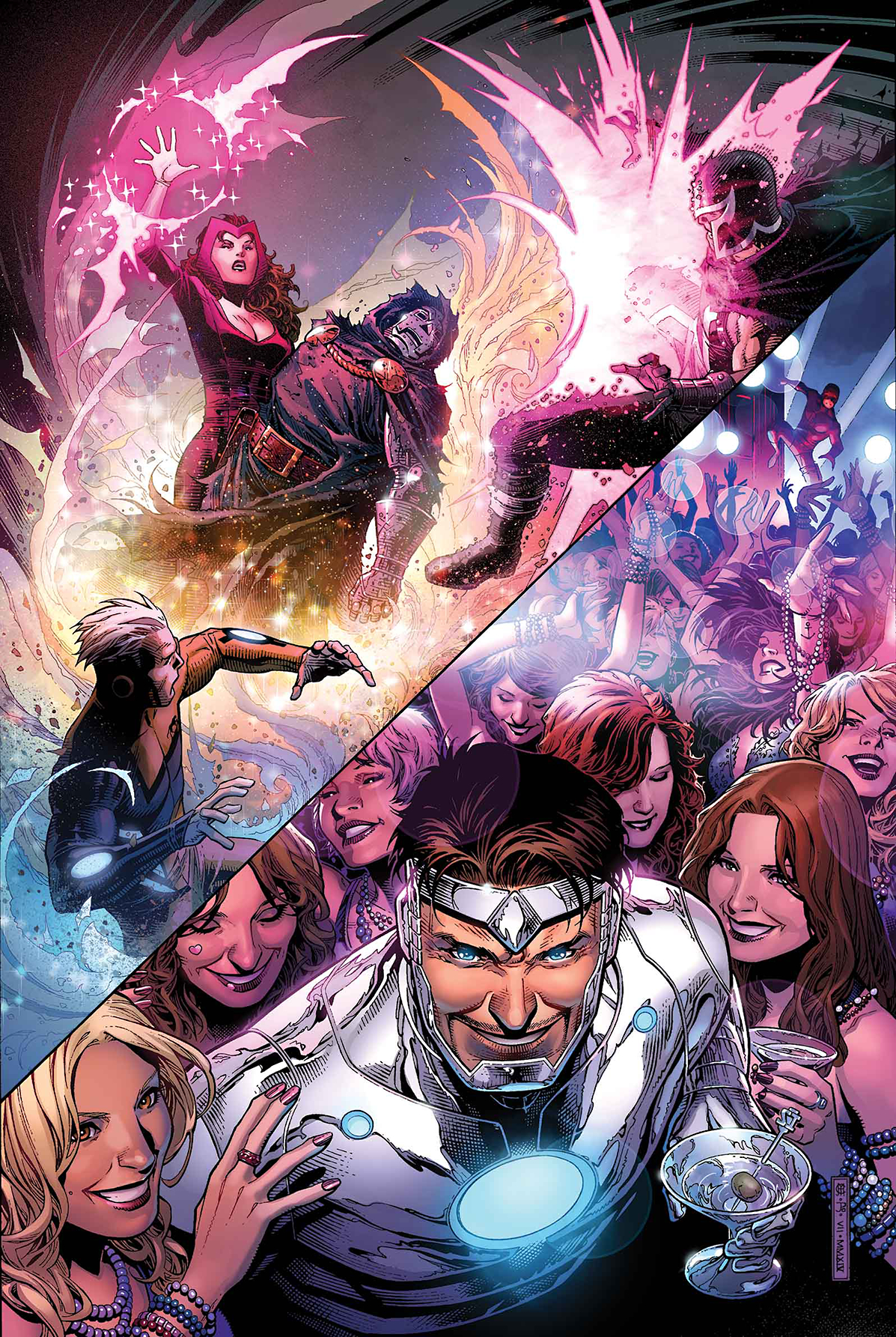 AVENGERS AND X-MEN AXIS #6 (OF 9)