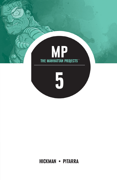 MANHATTAN PROJECTS TP VOL 05 THE COLD WAR (SEP140630)