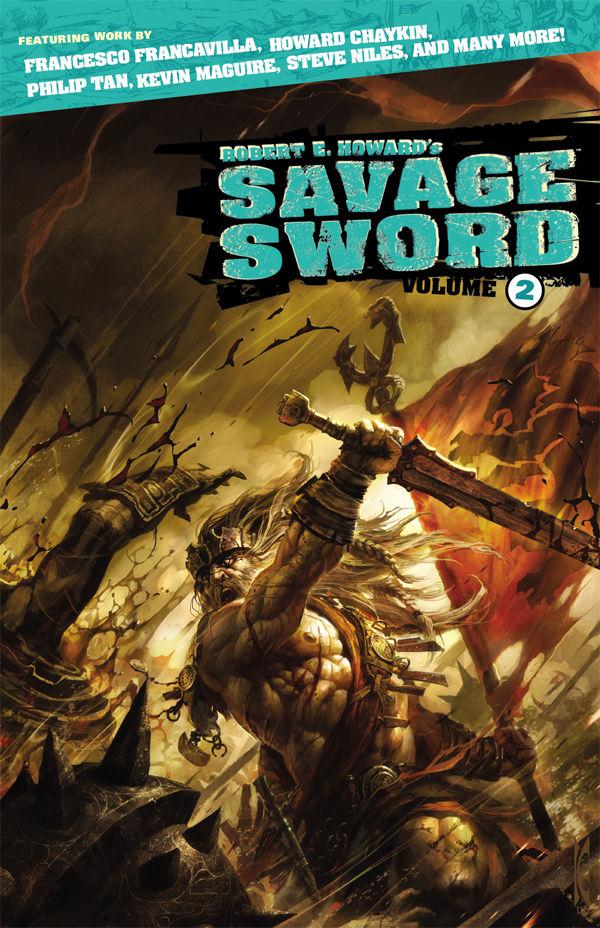ROBERT E HOWARDS SAVAGE SWORD TP VOL 02