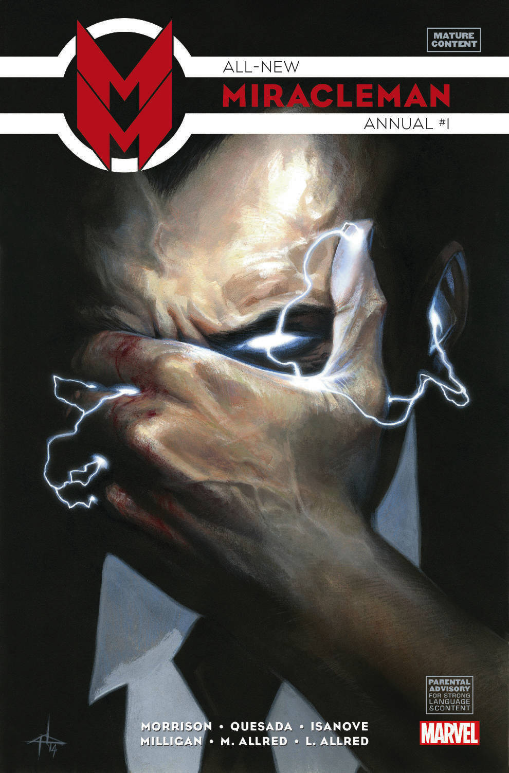 ALL NEW MIRACLEMAN ANNUAL #1