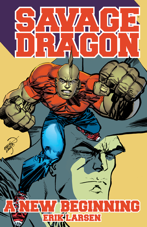 SAVAGE DRAGON A NEW BEGINNING TP (OCT140648)