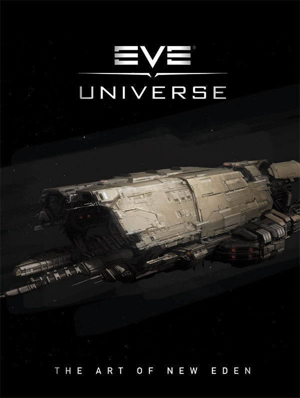 EVE UNIVERSE ART OF NEW EDEN HC