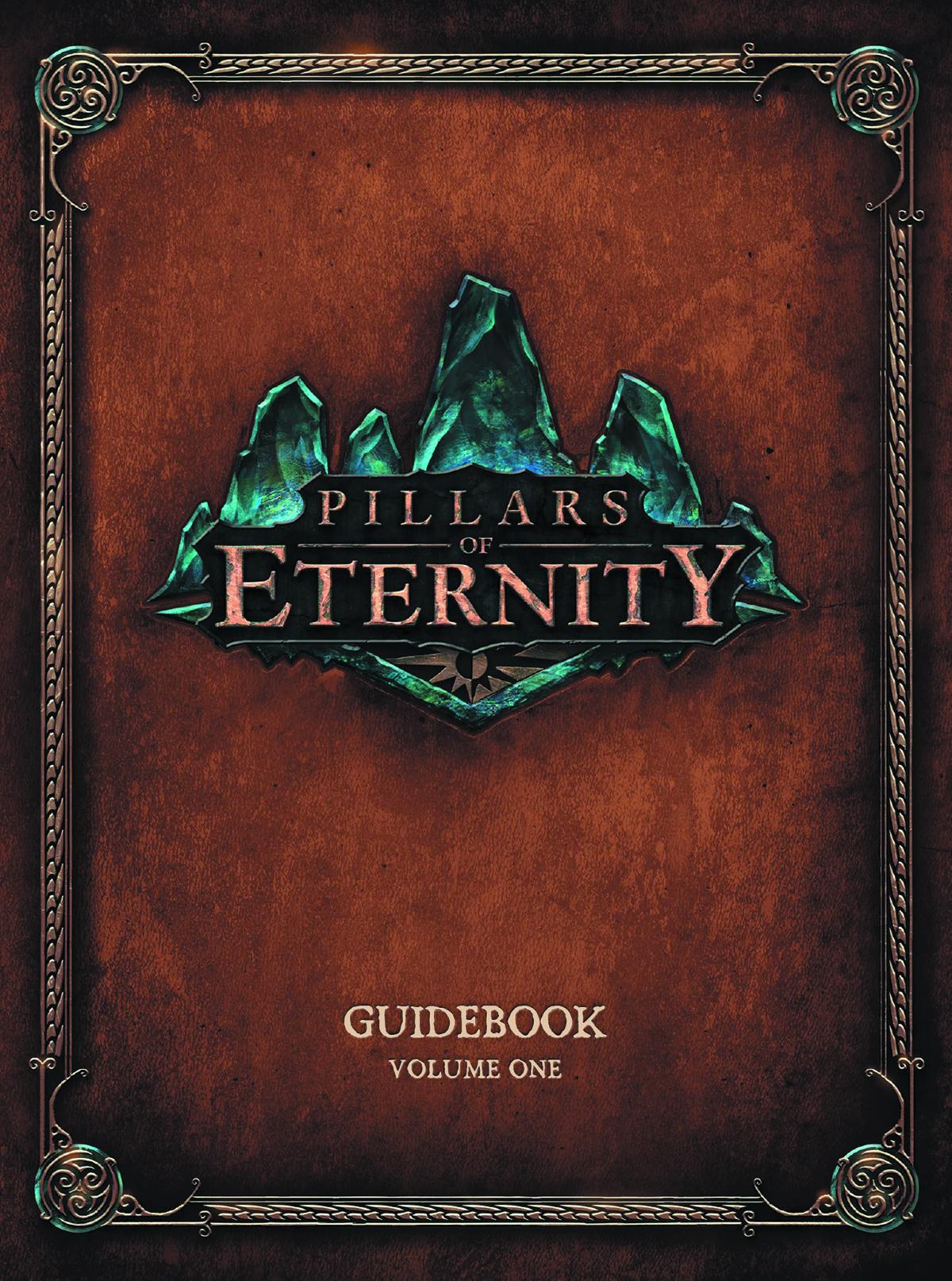 PILLARS OF ETERNITY GUIDEBOOK HC