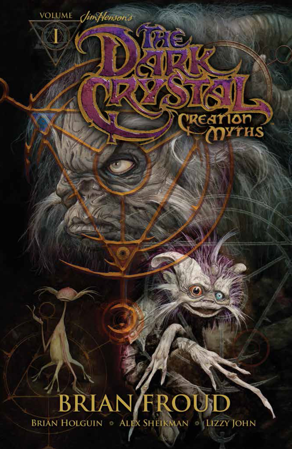 JIM HENSON DARK CRYSTAL TP VOL 01 CREATION MYTHS