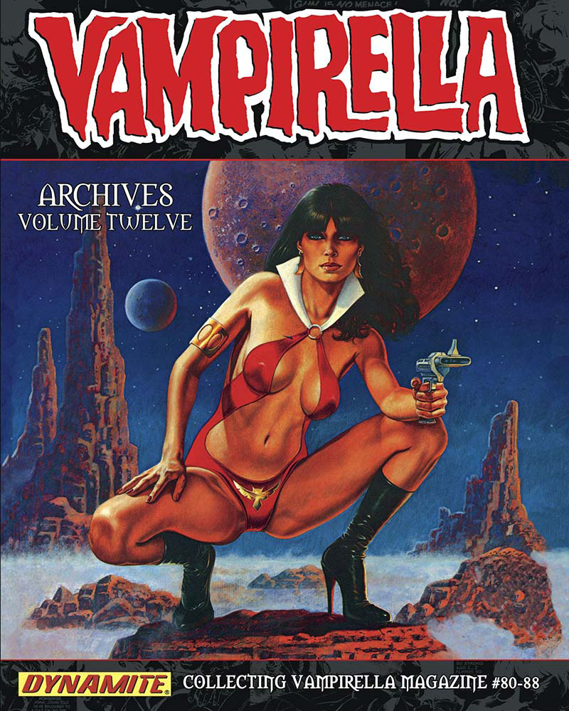 VAMPIRELLA ARCHIVES HC VOL 12