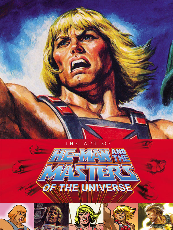 ART OF HE MAN AND THE MASTERS OF THE UNIVERSE HC (DEC140098)