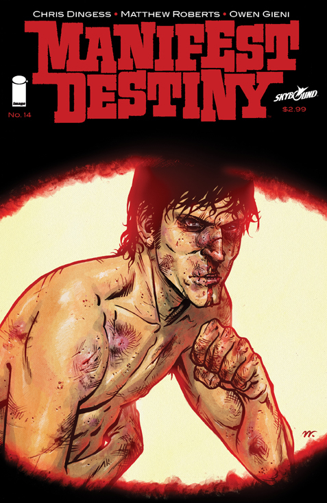 MANIFEST DESTINY #14 (MR)