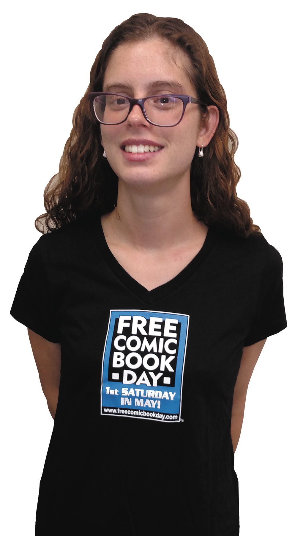 FCBD BLACK GENERIC LOGO WOMENS T-SHIRT XL