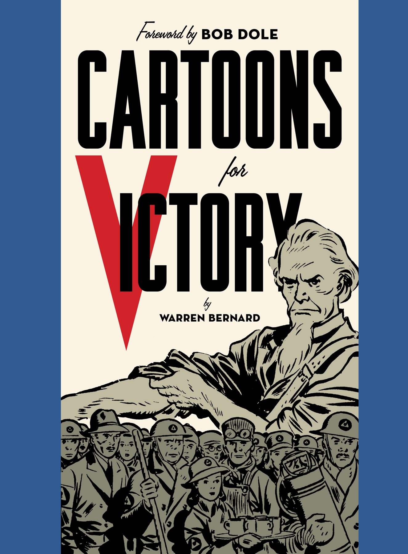 CARTOONS FOR VICTORY HC