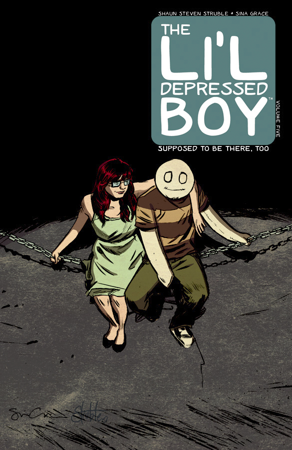LIL DEPRESSED BOY TP VOL 05