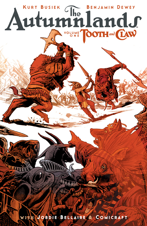 AUTUMNLANDS TP VOL 01 TOOTH & CLAW (APR150573) (MR)