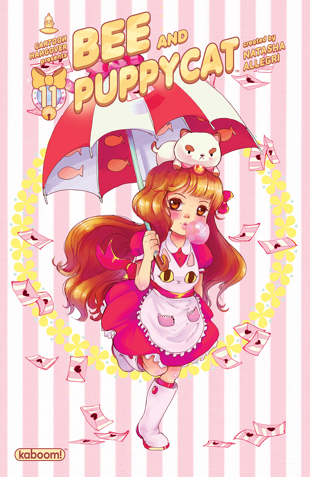 BEE AND PUPPYCAT #11 SUBSCRIPTION DERRICO VAR