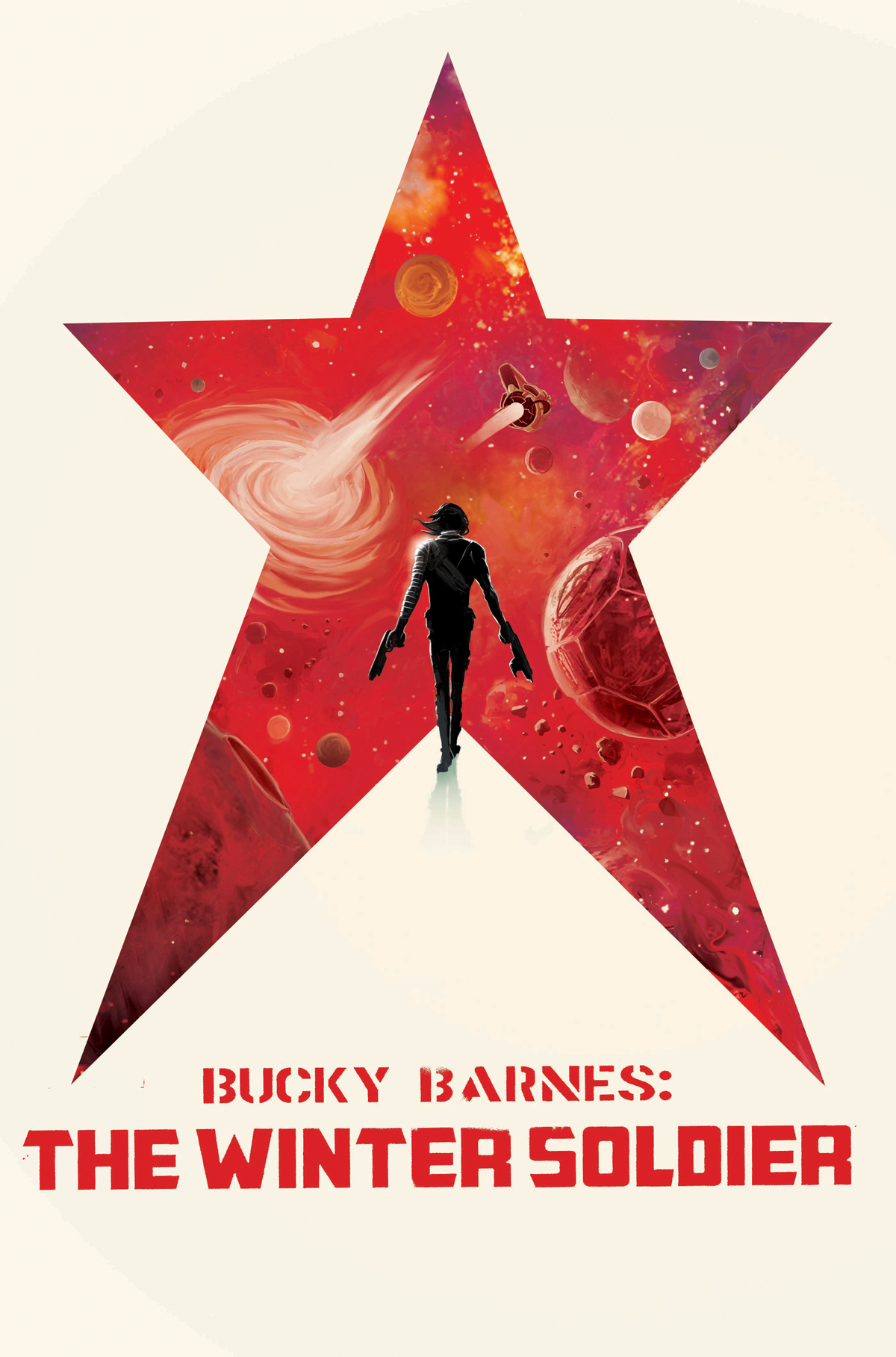BUCKY BARNES WINTER SOLDIER TP VOL 01 MAN ON WALL