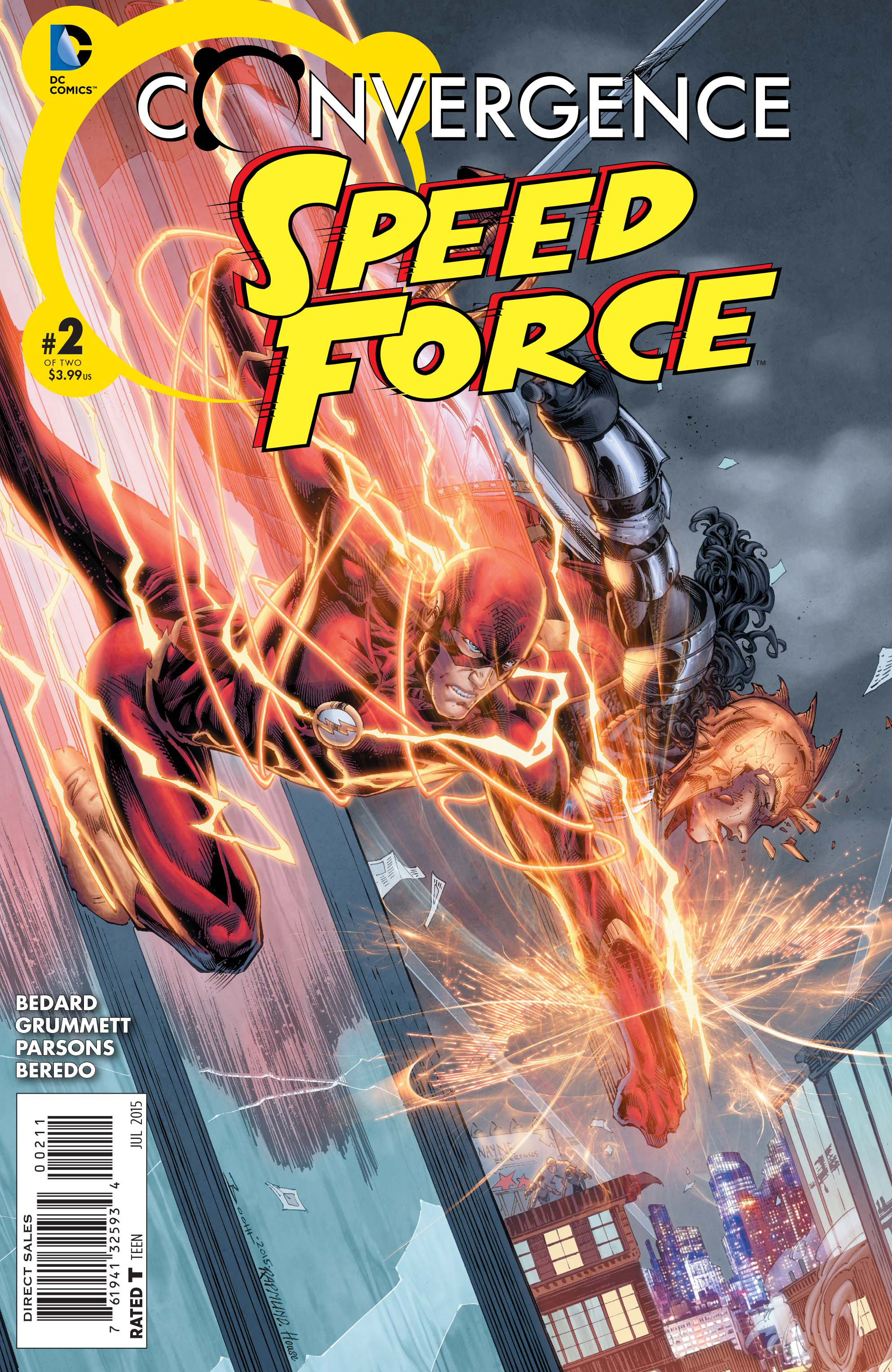 CONVERGENCE SPEED FORCE #2