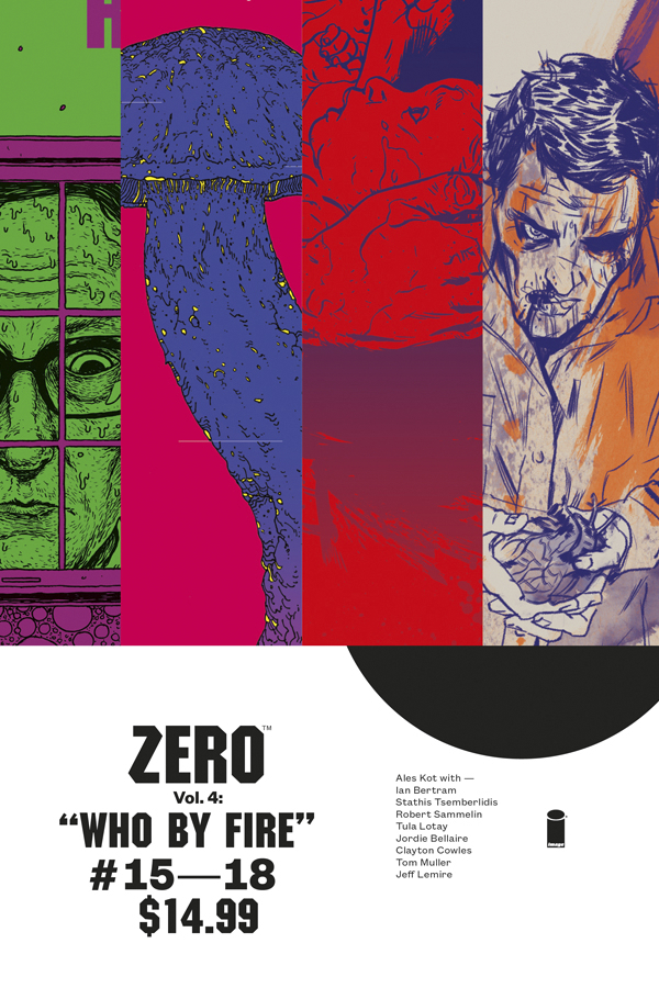 ZERO TP VOL 04 WHO BY FIRE (MAY150571) (MR)