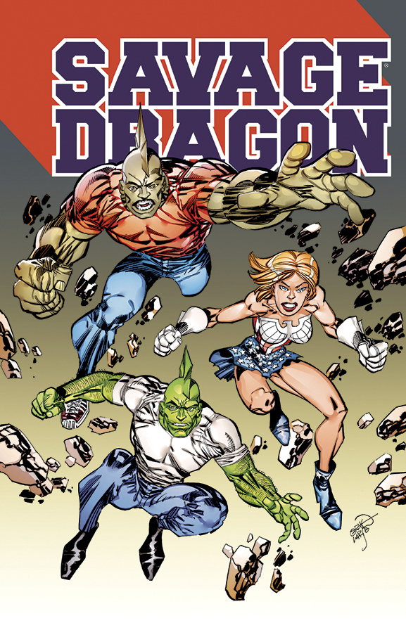 SAVAGE DRAGON CHANGES TP (MAY150525)
