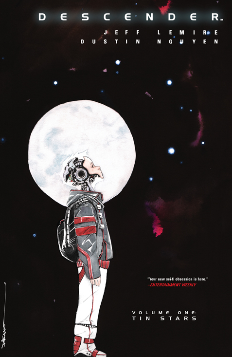 DESCENDER TP VOL 01 TIN STARS (JUL150554) (MR)
