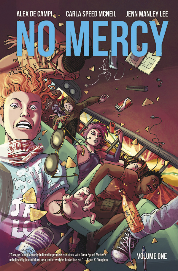 NO MERCY TP VOL 01 (JUL150593)
