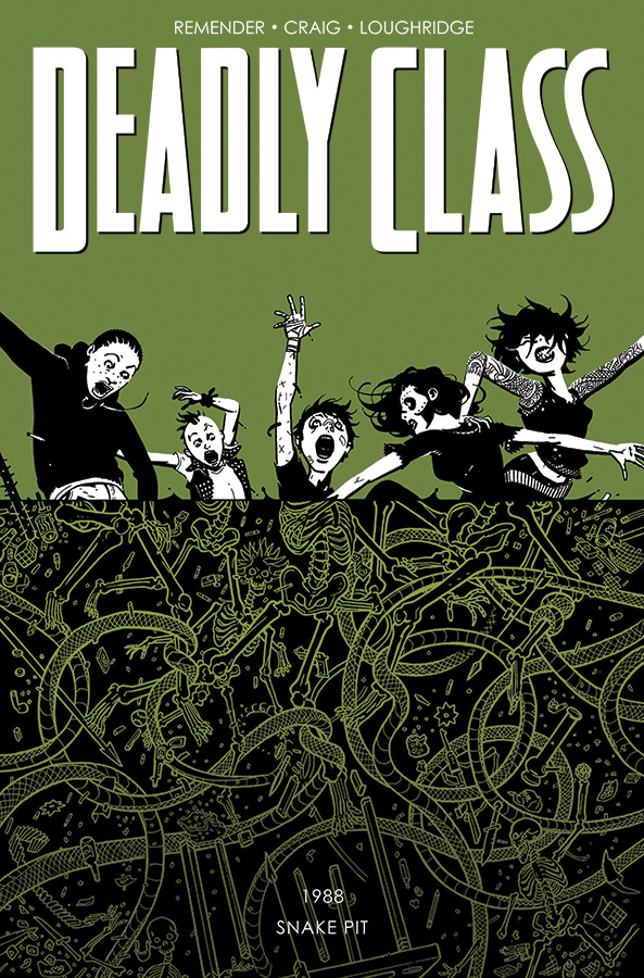 DEADLY CLASS TP VOL 03 THE SNAKE PIT (JUL150603) (MR)