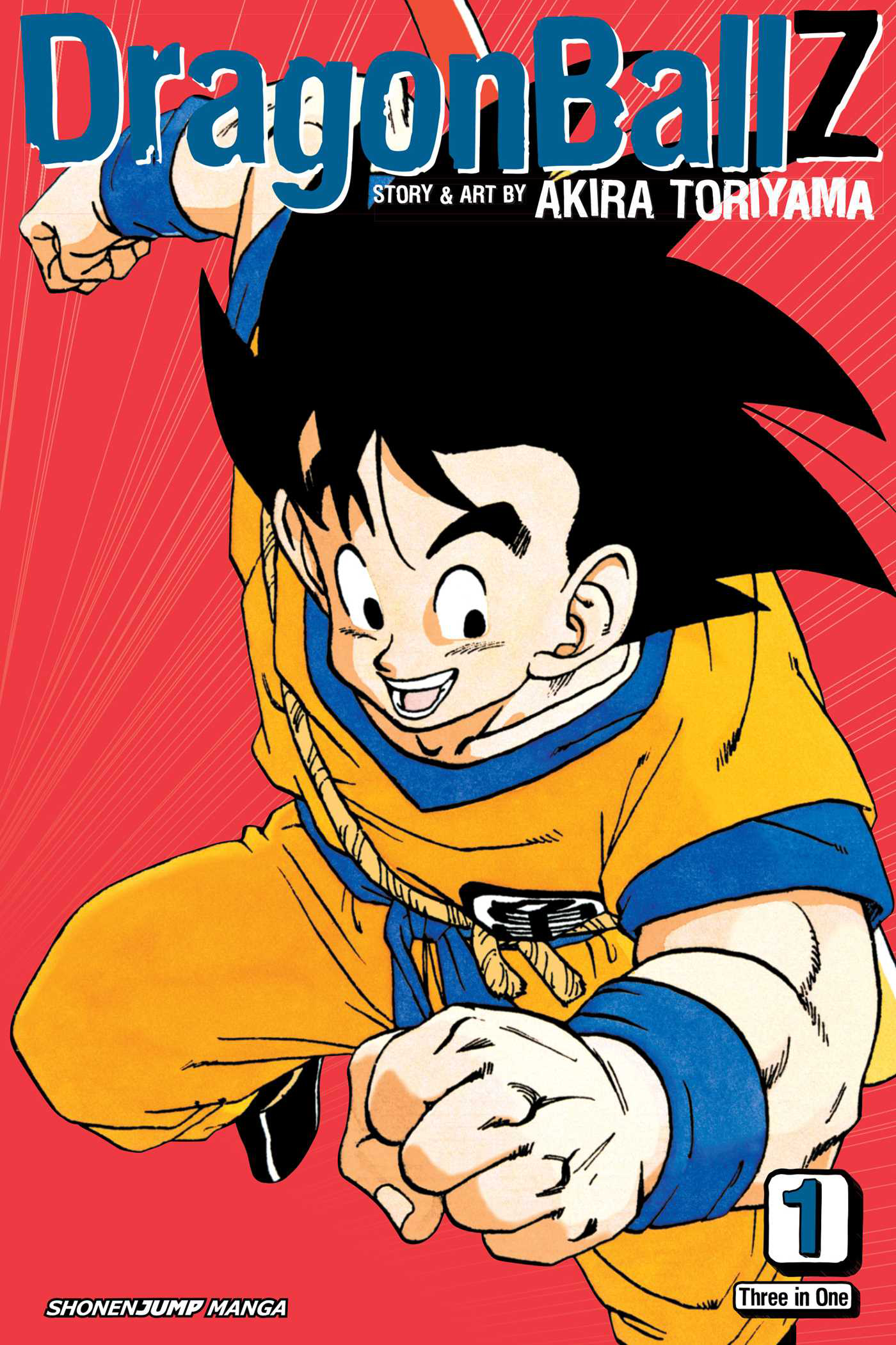 DRAGON BALL Z VIZBIG ED TP VOL 01 (OF 9) (CURR PTG)