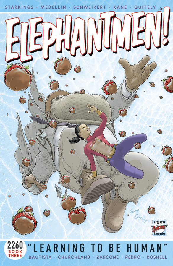 ELEPHANTMEN 2260 TP BOOK 03 LEARNING TO BE HUMAN