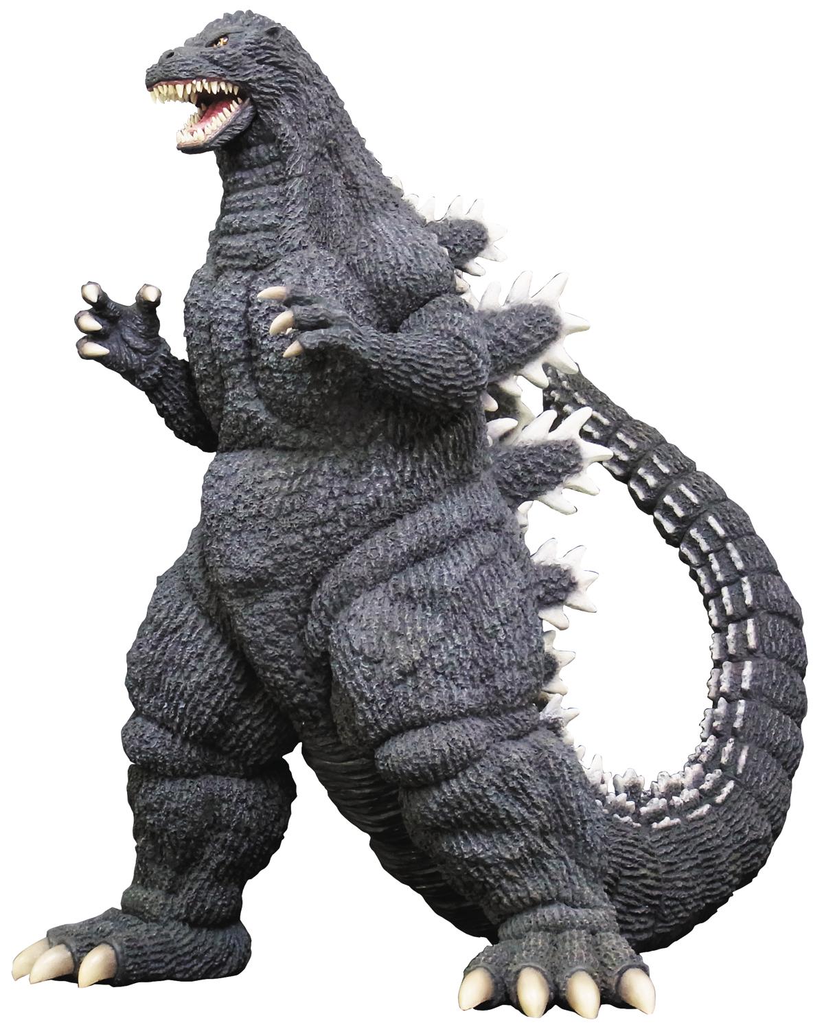 Apr158701 Godzilla 12in Ser Godzilla 1992 Battle For