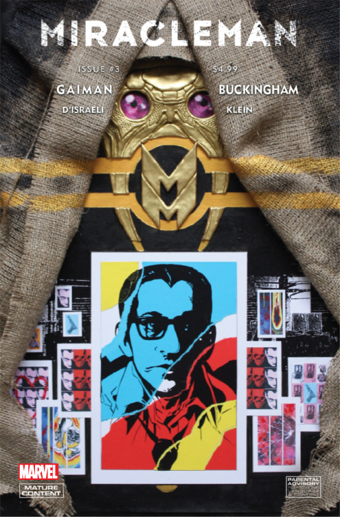 MIRACLEMAN BY GAIMAN AND BUCKINGHAM #3 (MR)