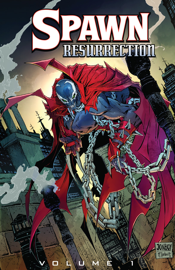 SPAWN RESURRECTION TP VOL 01