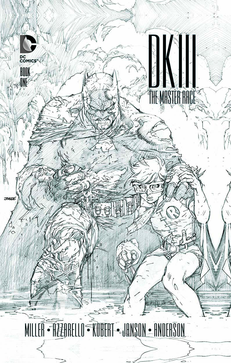 DARK KNIGHT III MASTER RACE #1 (OF 8) COLLECTORS ED