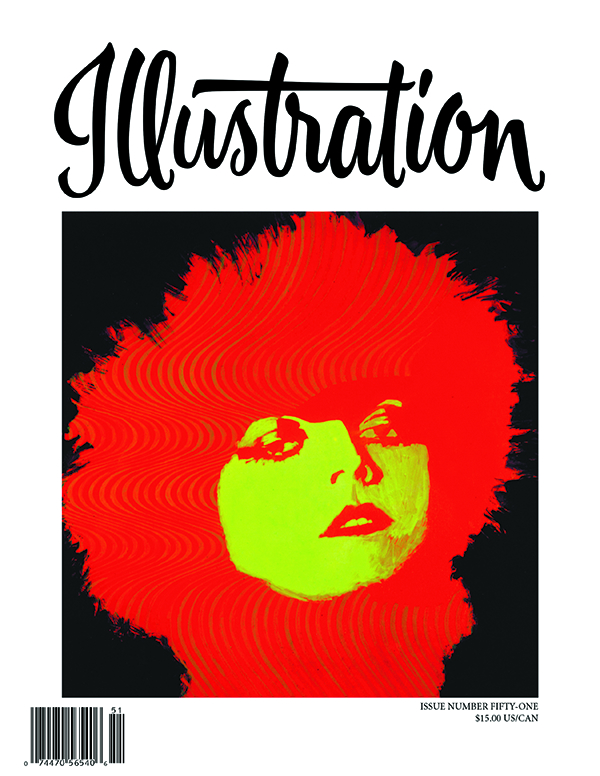 ILLUSTRATION MAGAZINE #51