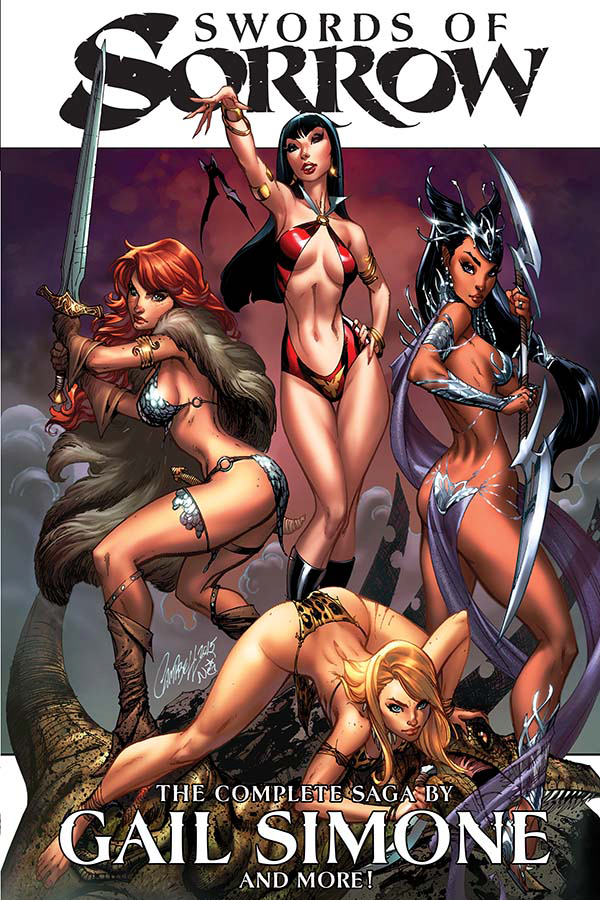 SWORDS OF SORROW COMPLETE SAGA TP (NOV151280)