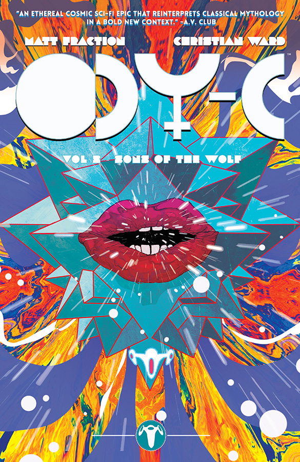 ODYC TP VOL 02 SONS OF THE WOLF (NOV150686)