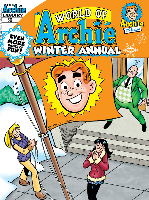 WORLD OF ARCHIE WINTER ANNUAL DIGEST #56