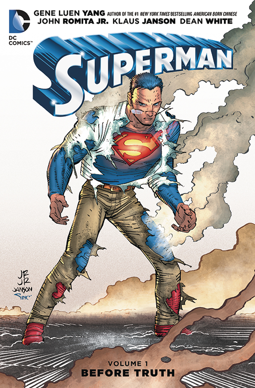 SUPERMAN HC VOL 01 BEFORE TRUTH