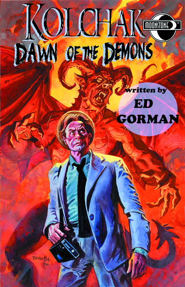 KOLCHAK DAWN OF THE DEMONS GN