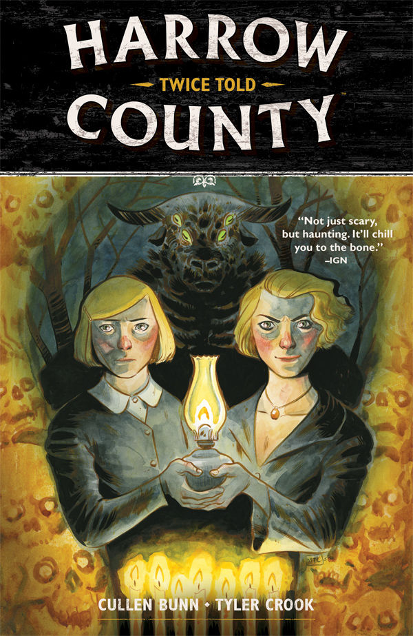 (USE AUG179038) HARROW COUNTY TP VOL 02 TWICE TOLD