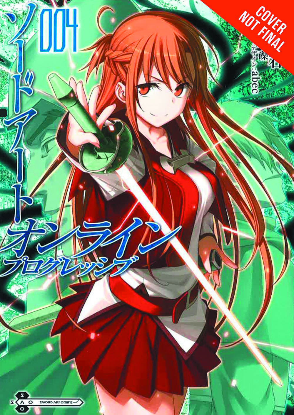 SWORD ART ONLINE PROGRESSIVE GN VOL 04