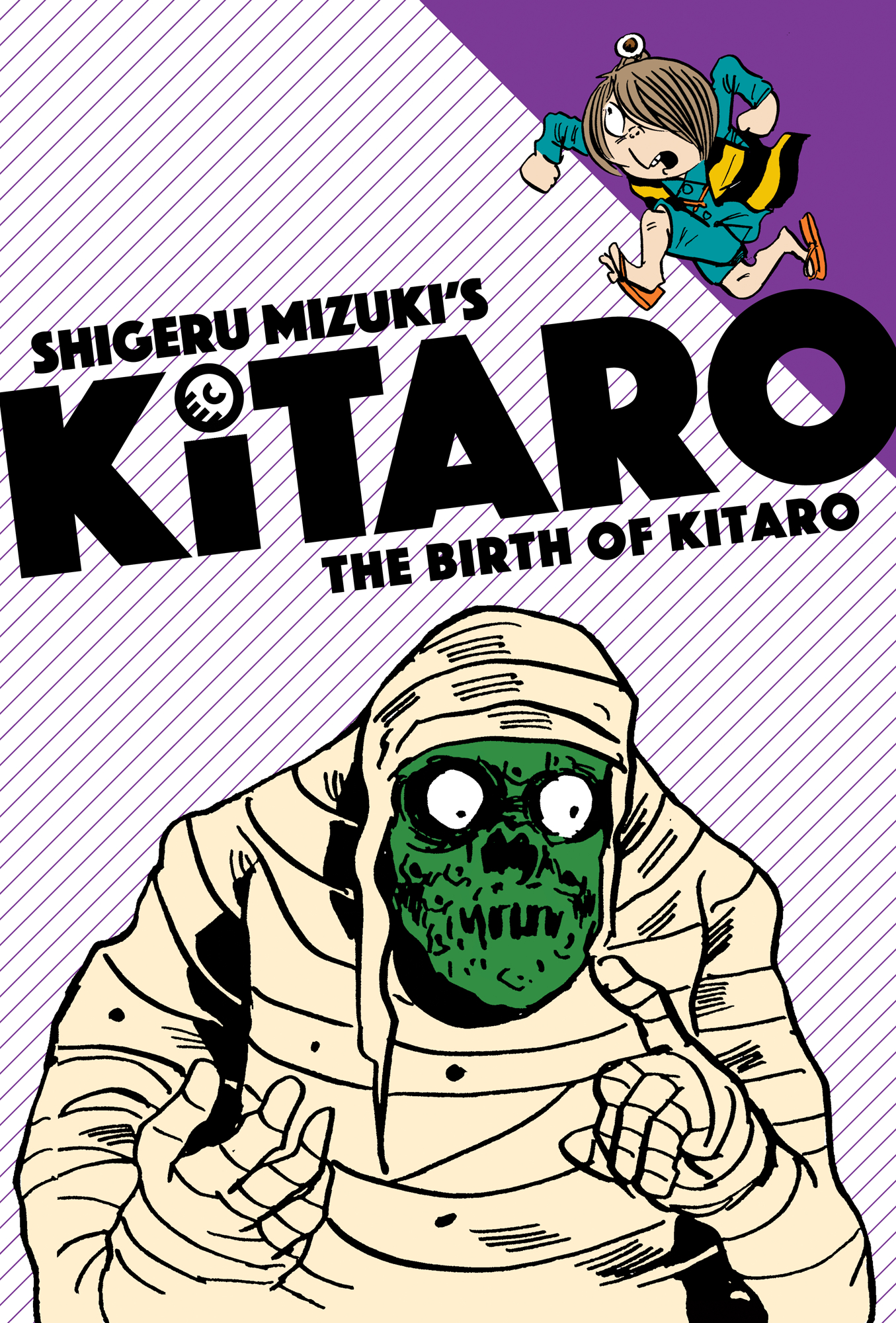 KITARO GN VOL 01 BIRTH OF KITARO (APR161577)